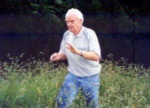 Bill Cox - Dowsing Locator in Spain