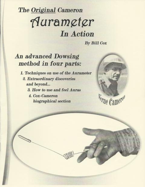 Cameron Aurameter Book