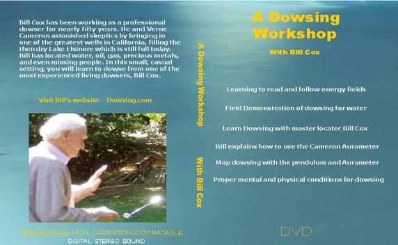dowsing DVD