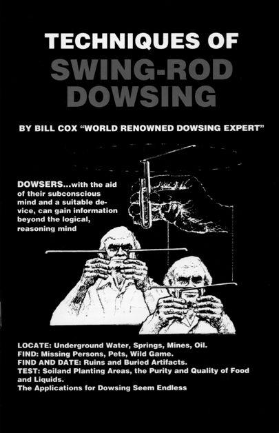 Dowsing book