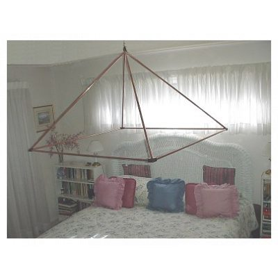 over the bed pyramid kit
