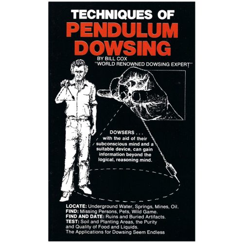 Pendulum Dowsing Book