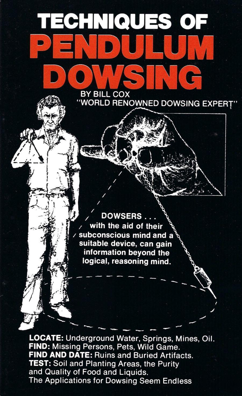 Pendulum Dowsing Book
